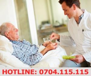 thuê điều dưỡng chăm sóc bệnh nhân tại nhà