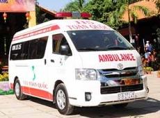 cho thuê xe cấp cứu và vận chuyển bệnh nhân